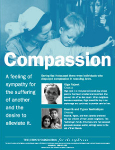 Traits Poster Series: Compassion