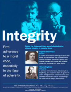 Traits Poster Series: Integrity