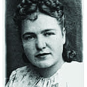 Holocaust Rescuer Wanda Anishkewicz