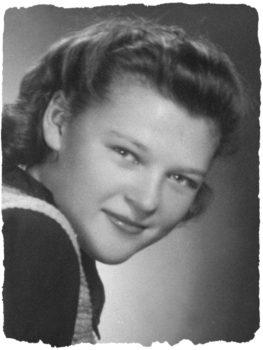 Holocaust Rescuer Lucyna Antonowicz