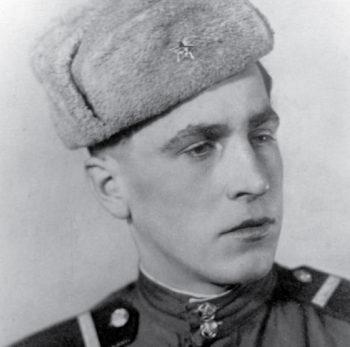 Holocaust Rescuer Mikhail Bobrovsky
