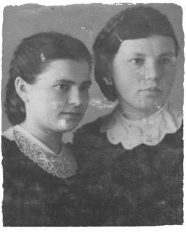 Holocaust Rescuer Galina Burtschik
