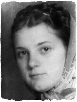 Holocaust Rescuer Natalia Bondarenko Chekhova