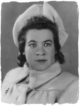 Holocaust Rescuer Nadezhda Chernova