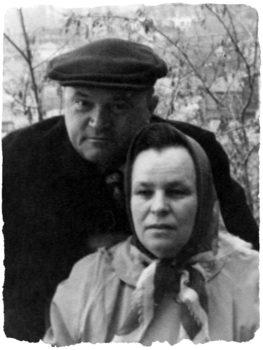 Holocaust Rescuers Afanasij and Fedora Chiaka