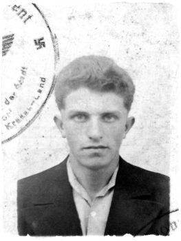 Holocaust Rescuer Eugeniusz Chucherko