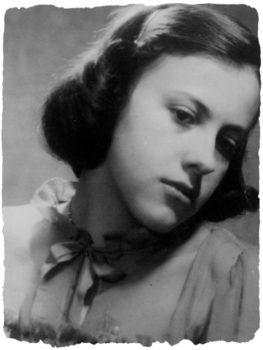 Holocaust Rescuer Alena Divisova