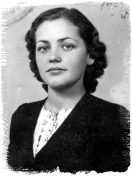 Holocaust Rescuer Dara Djosevic