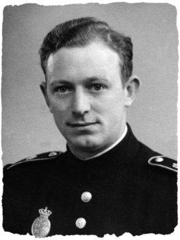 Holocaust Rescuer Knud Dyby