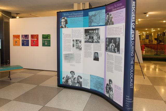 Jfr Exhibit, Whoever Saves a Single Life… Rescuers of Jews During the Holocaust
