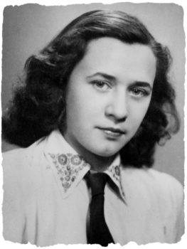 Holocaust Rescuer Maria Farkas