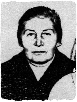 Holocaust Rescuer Taisia Shutenko Forsiuk
