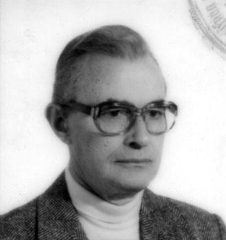 Holocaust Rescuer Ante Fulgosi