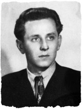 Holocaust Rescuer Marian Garbulinski