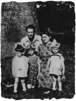 Holocaust Rescuer Bronislava and Adomas Geceviciene