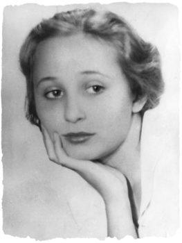 Holocaust Rescuer Gezane Herczegh