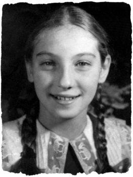 Holocaust Rescuer Maria Homonnay