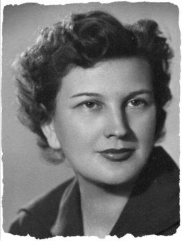 Holocaust Rescuer Magdalena Horvath