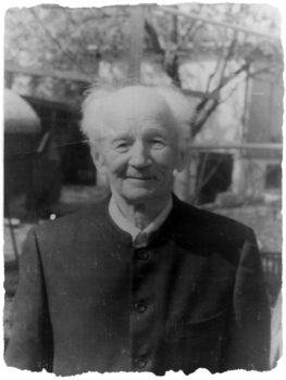 Holocaust Rescuer Ivan Jaciuk