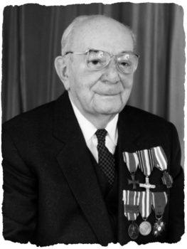 Holocaust Rescuer Eugeniusz Jaworski
