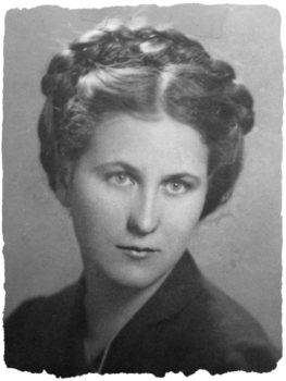 Holocaust Rescuer Paulina Kisielewska