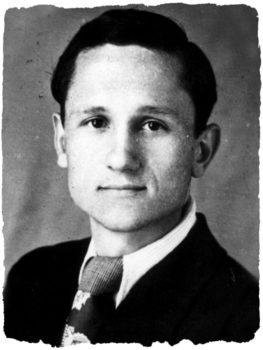 Holocaust Rescuer Nikolai Koblas