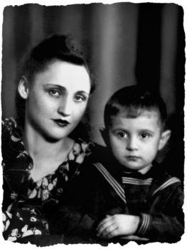 Holocaust Rescuer Antonina Kudritskaya