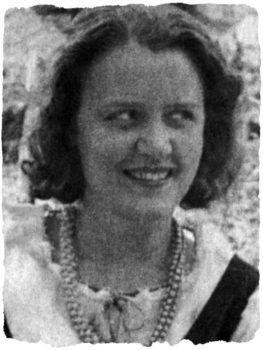 Holocaust Rescuer Olga Kukovic