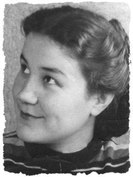 Rescuer Holocaust Anna Lapteva