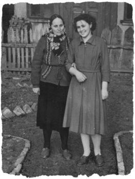 Holocaust Rescuer Emilia Maksimova