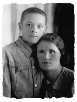 Holocaust Rescuers Maria and Valentin Mamchenko