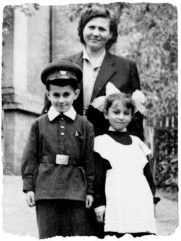 Holocaust Rescuer Nina Marchuk