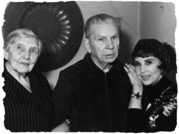 Holocaust Rescuers Vladimir Micko and Olga Kateneva
