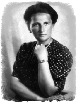 Holocaust Rescuer Jekaterina Minkeviciene