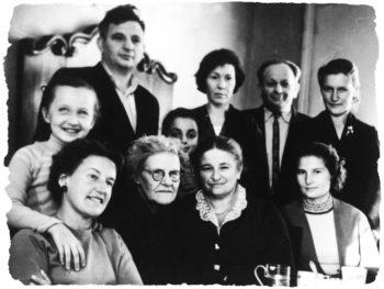 Holocaust Rescuer Halina Mosinskis