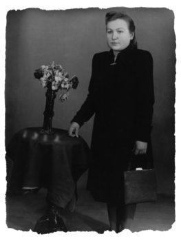 Holocaust Rescuer Juzefa Olszewska