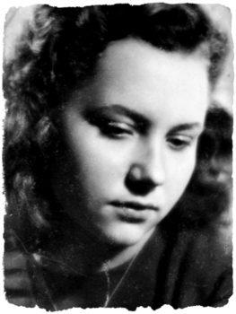 Righteous Gentile Maria Pauerova
