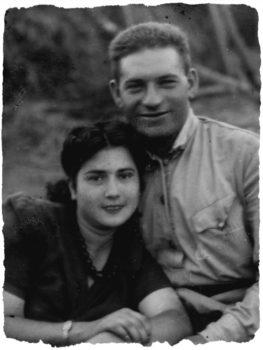 Holocaust Rescuer Volodimir Prikhodko