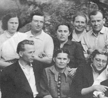 Holocaust Rescuer Olena Bobovik Pustovalova