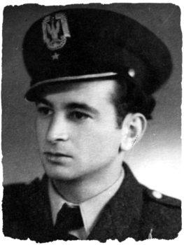 Holocaust Rescuer Jerzy Radwanek