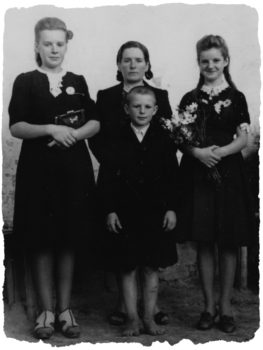 Holocaust Rescuers The Ruzgys Family
