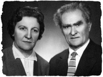 Holocaust Rescuers Stasia and Jonas Ruzgys