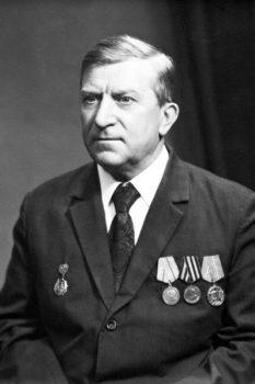 Holocaust Rescuer Vasilyi Safonov