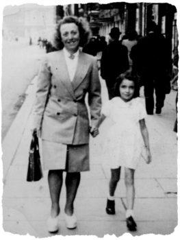 Holocaust Rescuer Alice Schiffer
