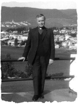 Holocaust Rescuer Monsignor Beniamino Schivo