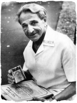 Holocaust Rescuer Taras Shniatinsky