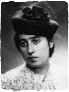 Holocaust Rescuer Valentina Sidiropoulou