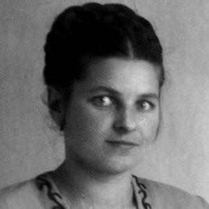 Holocaust Rescuer Wiktoria Jaworska Sozanska