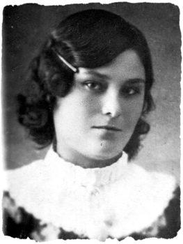 Holocaust Rescuer Maria Stashchuk