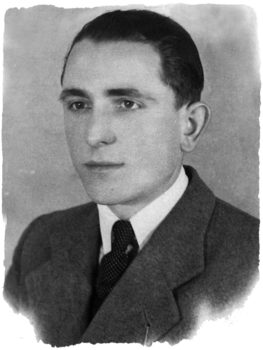 Holocaust Rescuer Bogoljub Stevanovic